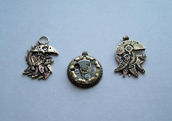 Clockwork Hand и другие замечательные работы Mikko Anttonen (Фото 4)