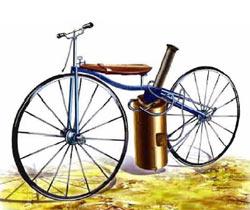 Паровой велосипед (Фото 2)
