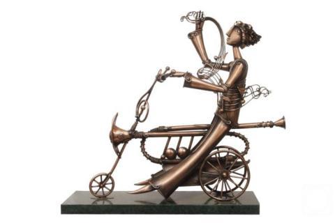 Скульптуры из листового металла(часть 2)