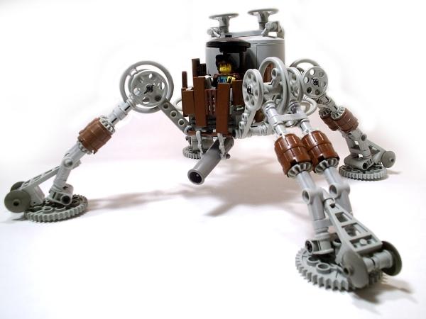 Подборка Lego-конструкций. Часть вторая. (Фото 25)