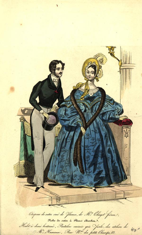 Переменчивая мода Викторианской эпохи (Фото 3)