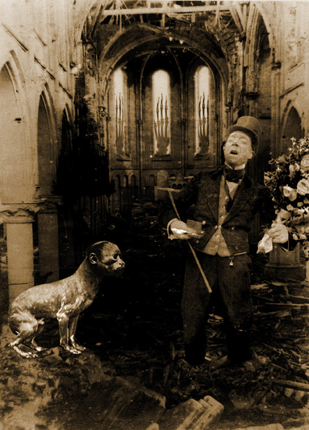 Stephen Rothwill. Стимпанк или викторианский кошмар (Фото 6)