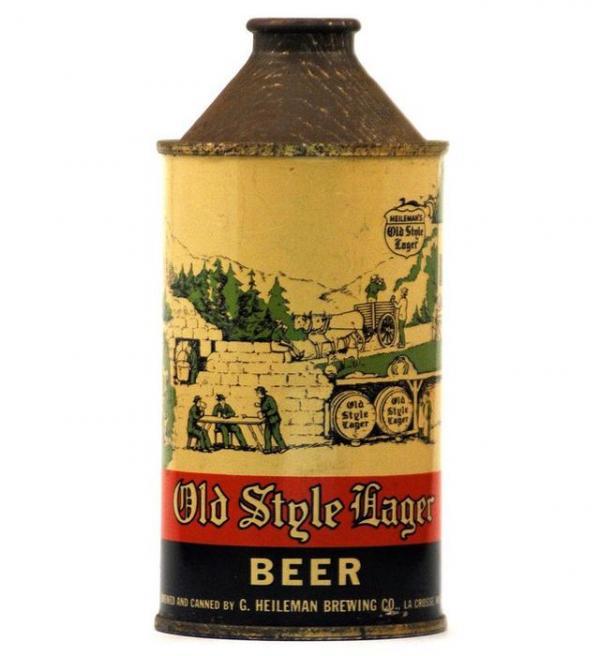 Очень старые баночки пива (Фото 9)