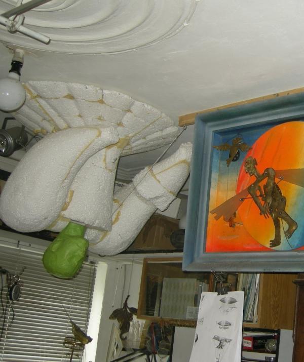 Наша мастерская(просто несколько забавных фото) (Фото 8)
