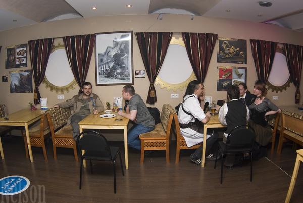 Steampunk Party 15 мая, Полный фотоотчет, часть вторая. (Фото 3)