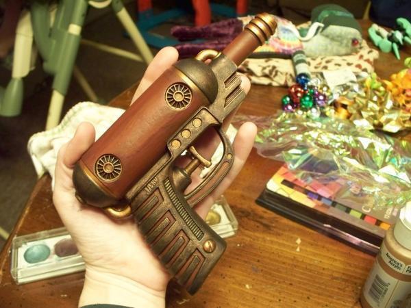 пистолет 3 готовый