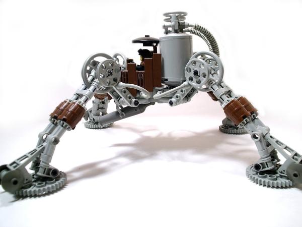 Подборка Lego-конструкций. Часть вторая. (Фото 26)