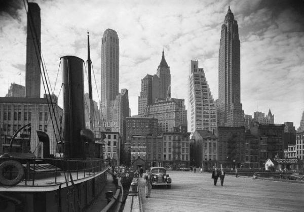 фото Нью-Йорка начала 20го века (Фото 28)