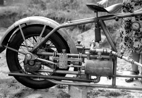 Стимпанк Байкер 1947 (Фото 2)