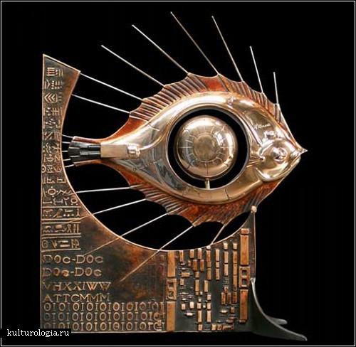 Удивительные гибриды Пьера Маттера (Фото 3)