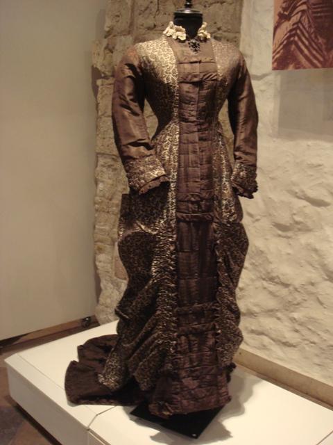 """На выставке """"Мода Викторианской эпохи"""" - платья и аксессуары 1830 - 1900 годов из собрания Александра Васильева, Париж (Фото 7)"""