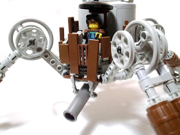 Подборка Lego-конструкций. Часть вторая. (Фото 29)