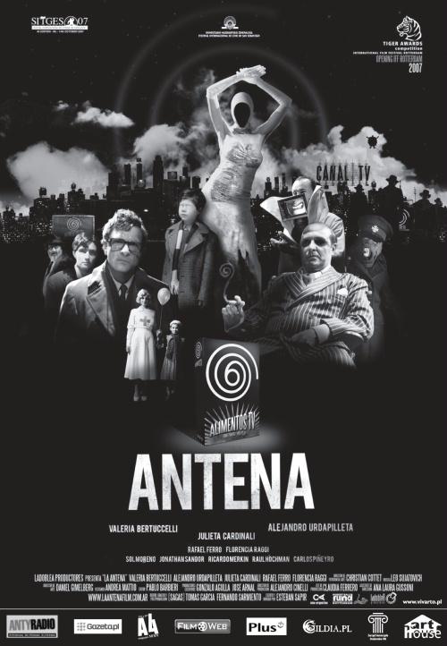 La Antena. Нет голоса-нет человека...