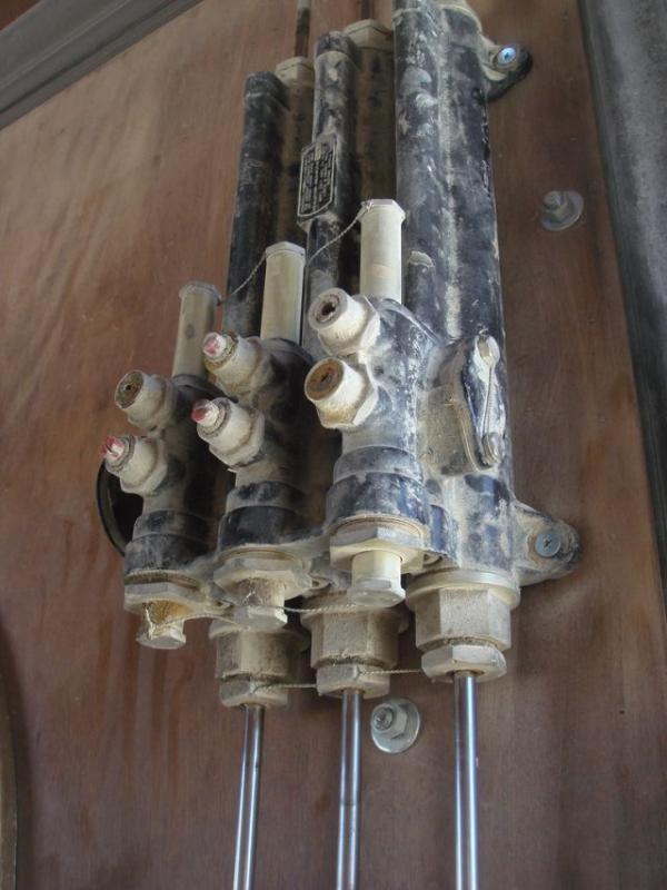 Железное дерево в песках Невады. (Фото 42)