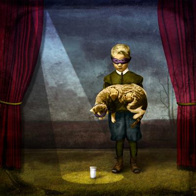 Мэгги Тейлор  /Maggie Taylor/  Милый дамский сюр (другой вариант) (Фото 4)