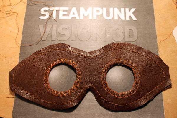 """""""Steam eyes"""" для конкурса «STEAMPUNK-VISION 3D» - Первая часть (Фото 23)"""