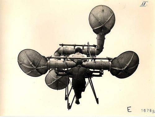 Звуковые локаторы (Фото 8)