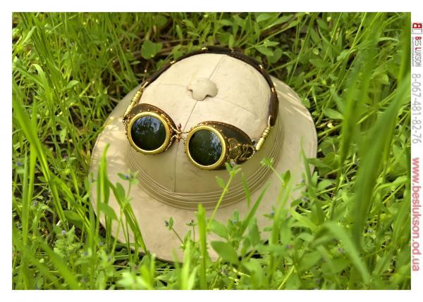 "Гогглы   Монте Кристо  для конкурса  ""STEAMPUNK-VISION 3D"" от NVIDIA №5 (Фото 23)"