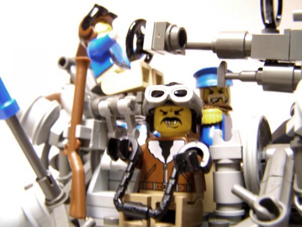 Подборка Lego-конструкций. Часть первая. (Фото 18)