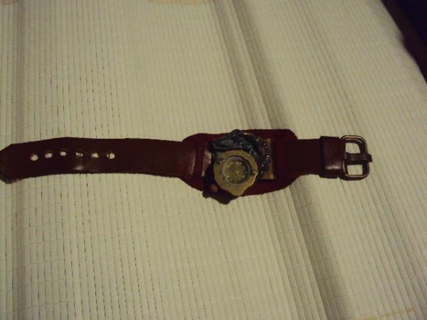 Стим-панк, часы для дам