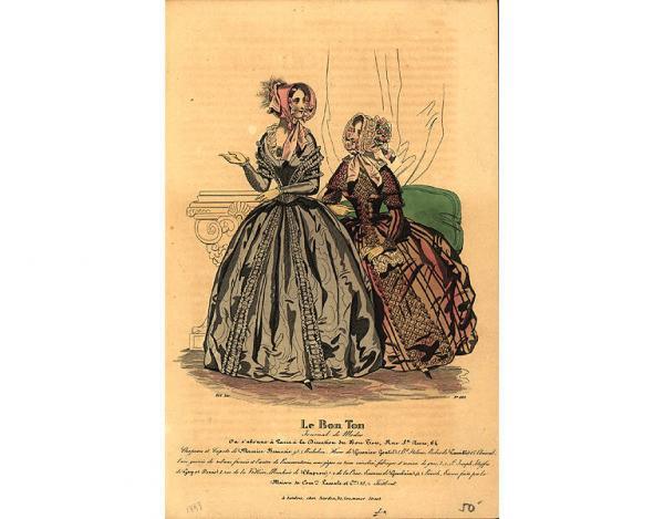 Переменчивая мода Викторианской эпохи (Фото 7)