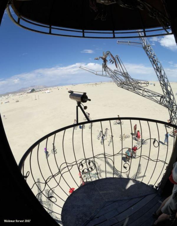 Железное дерево в песках Невады. (Фото 37)