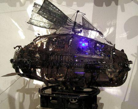 Cкульптура Андрея Северинко (Фото 2)