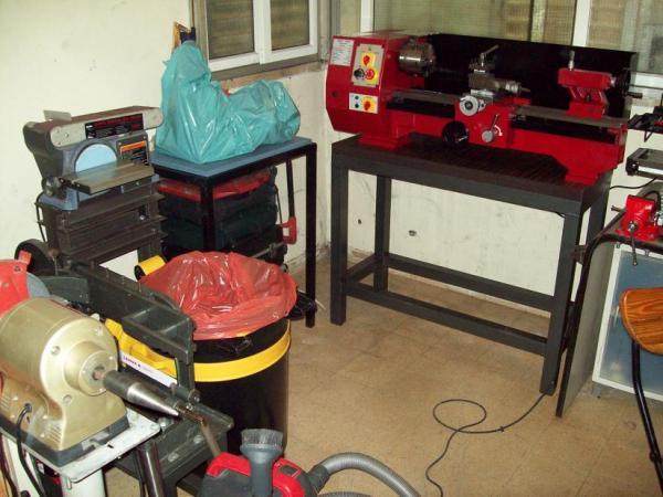 Моя мастерская. (Фото 3)