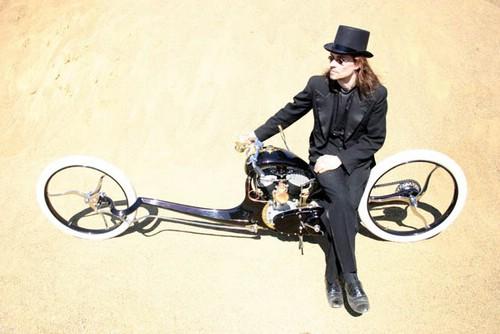 Мотоцикл (Фото 3)