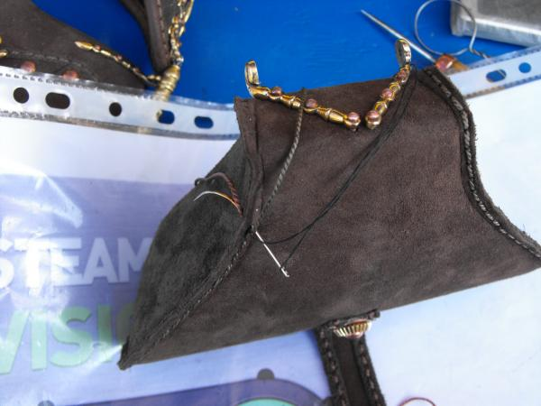 "Футляр под гогглы Монте Кристо для конкурса""STEAMPUNK-VISION 3D"" от NVIDIA   №6 (Фото 18)"