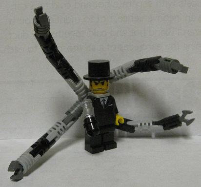Подборка Lego-конструкций. Часть вторая.