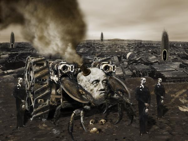 Stephen Rothwill. Стимпанк или викторианский кошмар (Фото 11)