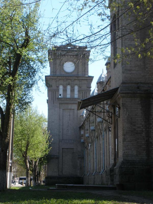 Весенний старый город (Фото 36)