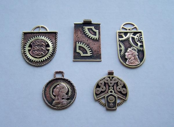 Clockwork Hand и другие замечательные работы Mikko Anttonen (Фото 3)