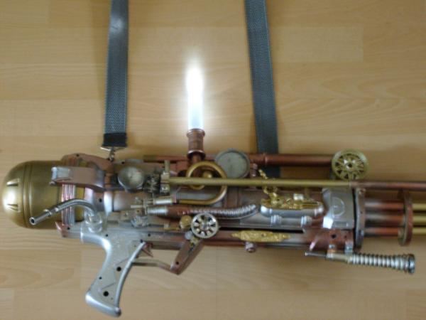 Steampunk weapon! (Фото 8)