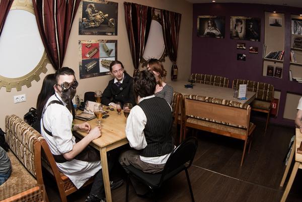 Steampunk Party 15 мая, Полный фотоотчет, часть вторая. (Фото 6)