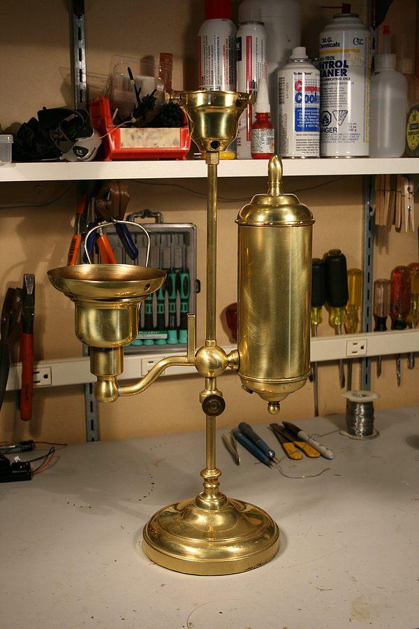 Лампа. (Фото 3)