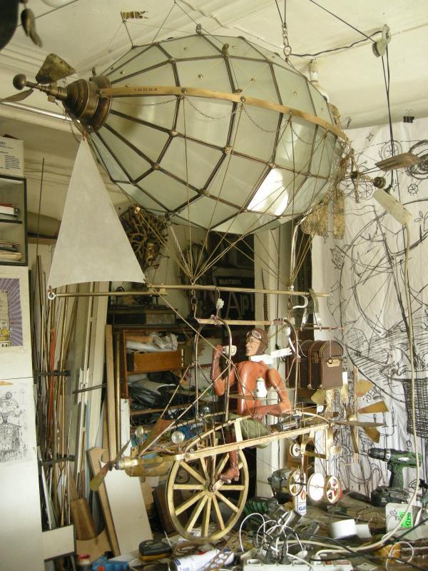 Наша мастерская(просто несколько забавных фото) (Фото 9)