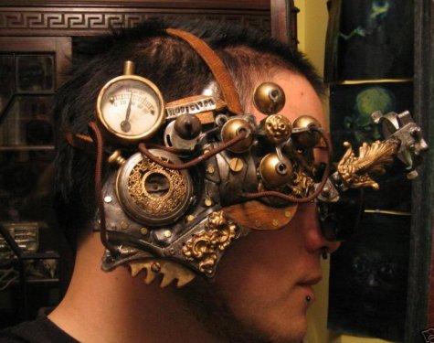 """""""Steampunk ocular thingy"""""""