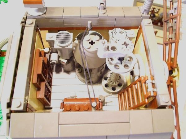 Подборка Lego-конструкций. Часть вторая. (Фото 13)