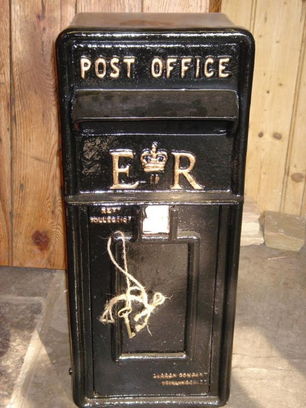 Почтовые ящики начала 20го века (Фото 3)