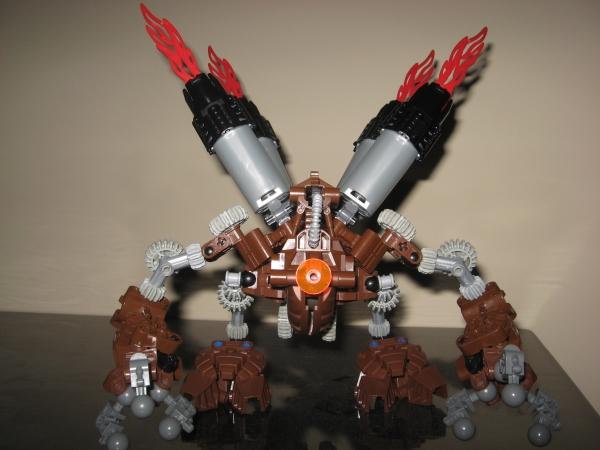 Подборка Lego-конструкций. Часть вторая. (Фото 22)