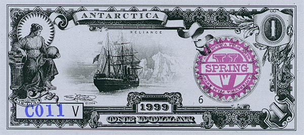 Викторианские Доллары Антарктики (Фото 3)