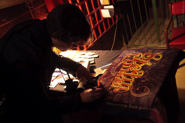 Отчет со стимпанк-выставки. Бункер 42. (Фото 27)