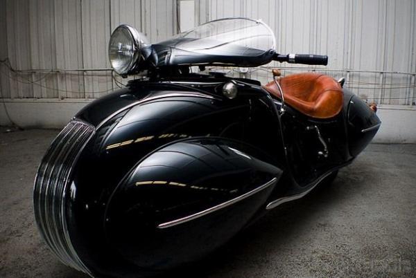 Мотоцикл О. Ray Cortny.