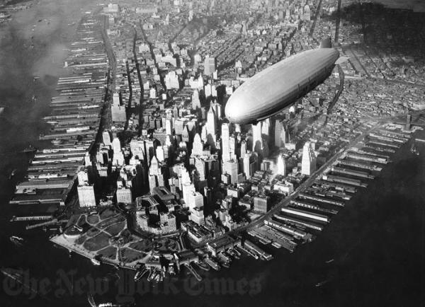 фото Нью-Йорка начала 20го века