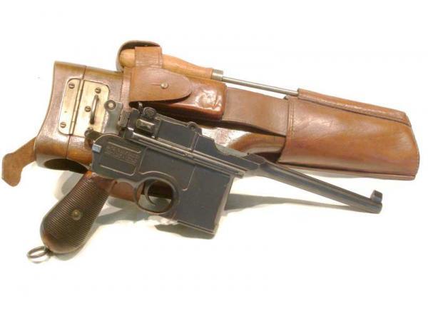 история запрета оружия в Англии (Фото 6)