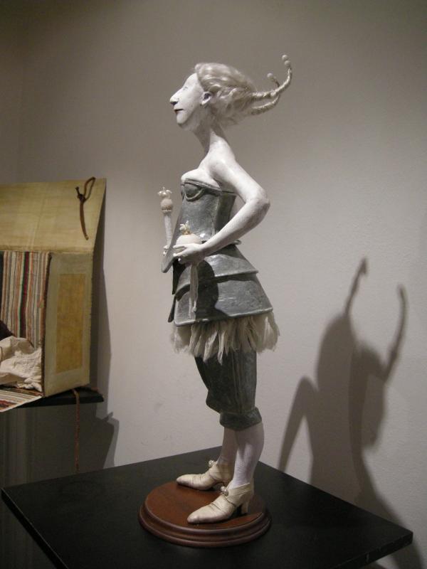 """Выставка Авторской Куклы в центре современного искусства """"М Арс"""" (Москва) (Фото 3)"""