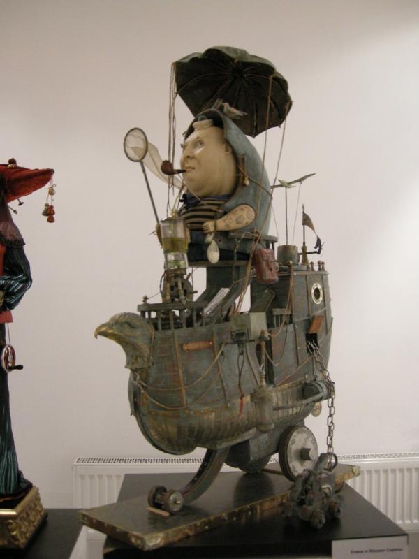 """Выставка Авторской Куклы в центре современного искусства """"М Арс"""" (Москва) (Фото 9)"""