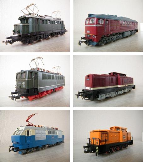 Piko модели локомотивов